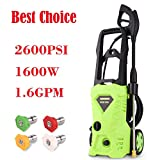 Best electric power washer any - Tagorine Electric Pressure Washer, Power Washer with 2600 Review