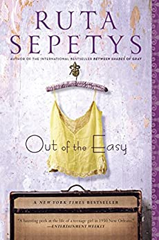 Out of The Easy by [Sepetys, Ruta]