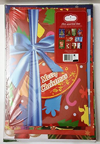 Assorted Gift Boxes  10 Merry Christmas  Kmart