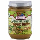 urban cheese making kit - Teddie Organic All Natural Peanut Butter, Creamy 16 Ounce Jar