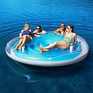 Amazon.com: Bestway 4 Person Cooler Z Blue Caribbean