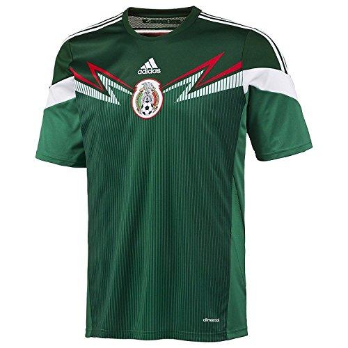 adidas FMF H JSY Men Jersey Green/White G86985