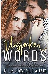 Unspoken Words Paperback