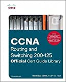 img - for CCNA Routing and Switching 200-125 Official Cert Guide Library book / textbook / text book