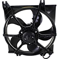 MAPM Premium ACCENT 00-06 RADIATOR FAN SHROUD ASSEMBLY