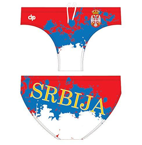 Diapolo 'Serbia 1' Herren Wasserballhose
