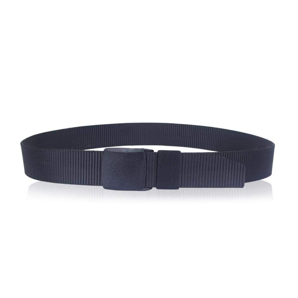 Cintura Tattica per Uomo LyhomeO Cintura Tattica Resistente Cinture in Nylon Stile Militare Regolabili Design Senza Metallo
