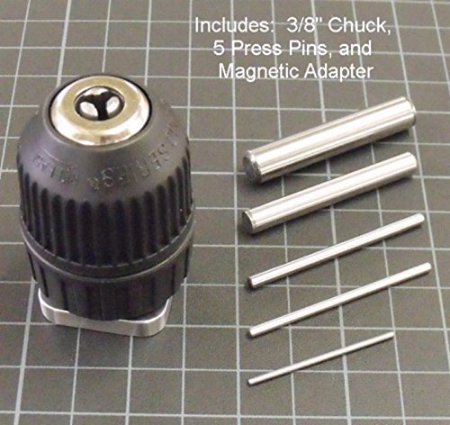Arbor-Press-Magnetic-Pin-Press-Chucking-Tool