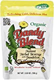 Dandy Blend Certified Organic Instant Herbal Beverage with Dandelion Caffeine Free 3.53 oz. (100g) Bag
