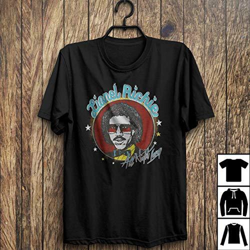Lionel Richie All Night Long Vintage T-Shirt Long T-Shirt Sweatshirt Hoodie