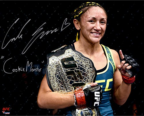 Carla Esparza Ultimate Fighting Championship Autographed 16
