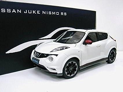 Amazon Nissan Custom 118 Nissan Juke Nismo Rs White 2015