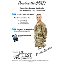 Practice the CFAT!: Canadian Forces Aptitude Test Practice Questions
