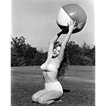 Sue Ane Langdon 8x10 Promotional Photograph busty pose in bikini