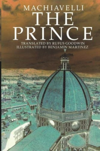 an analysis of machiavellis the prince Because of what is going on in the world, books such as handmaid's tale, 1984, and the prince have regained popularity i decided to republish my summary of the prince (first published in june 2010.