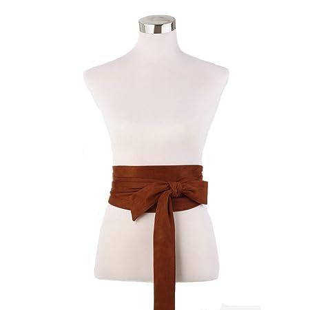 Lindhb Retro Elegante Cinturones para Mujer Cinturón de Mujer con ...