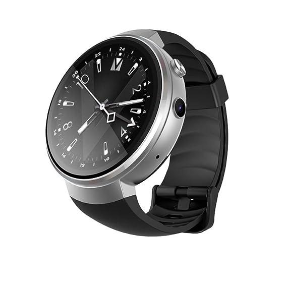 Milnnare Reloj Inteligente,1.39inch 1 + 16GB Monitor de ...