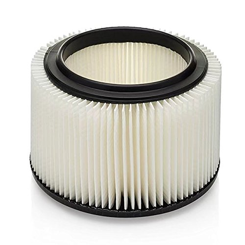Filter for Craftsman General Purpose 3 & 4 Gallons Replacement Wet/Dry Vac Filter Fit Part 917810 1 Pack (Replacement Filter Purpose)