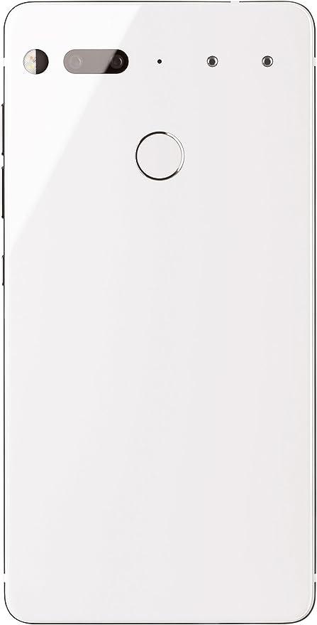 Essential Phone 128 GB Unlocked con Pantalla Full, Dual Camera ...