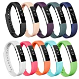 Fitbit Alta Bands,AK Fitbit Alta HR 2017 Fitbit Alta Replacement Bands for Fitbit Alta with Metal Clasp