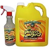 【大容量】 アビリティークリーン 濃縮液 4L スプレーボトル付