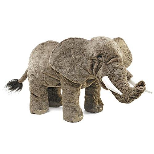 Folkmanis Elephant Hand Puppet (Hand Elephant)