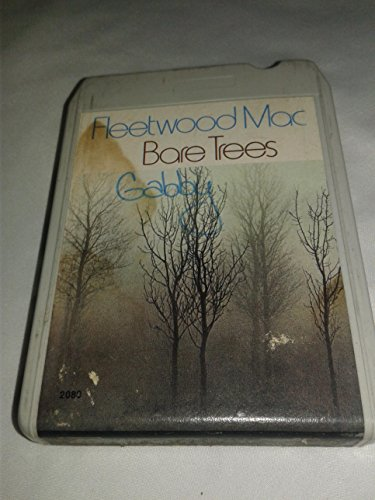 Fleetwood Mac - Bare Trees - 8 Track Tape - 1972 (Fleetwood Mac Cassette Tape compare prices)