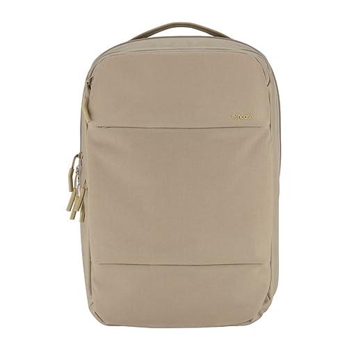 5a691dad1970 Amazon.com  Incase City Commuter Backpack - Dark Khaki  Computers ...