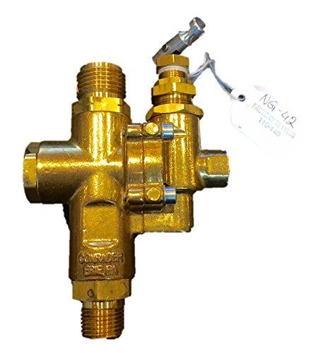 Hitachi Pilot Unloader Check valve Combo for Gas Compressors 885426 EC2510E by Ei