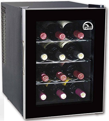 Igloo FRW1201 12 Bottle Cooler Black