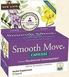 Traditional Medicinals Smooth Move Senna Capsule - 50 per pack -- 3 packs per case. by Traditional Medicinals