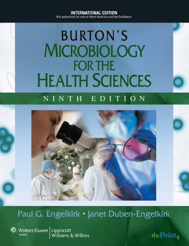 Burton's Microbiology for the Health Sciences