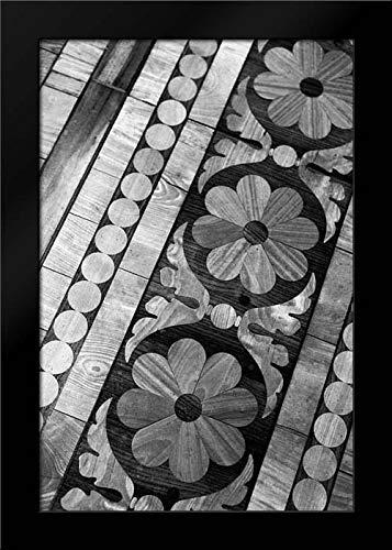 Intarsia Framed Art Print by Millet, Karyn