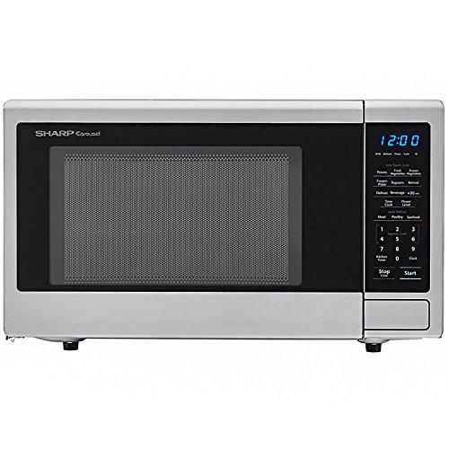 SMC1132CS Countertop Microwave Capacity Stainless
