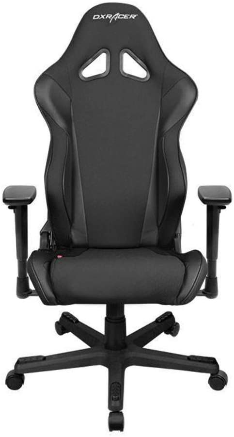 DXRacer OH RW106 N Ergonomic, High Quality Computer Chair for Gaming, Executive or Home Office Racing Series Black
