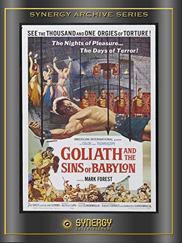 Goliath   The Sins Of Babylon  1963