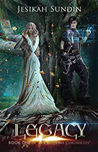 Legacy by Jesikah Sundin ebook deal