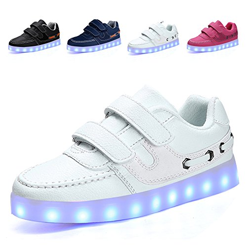 EQUICK Charging Flashing Sneakers Colors product image