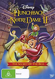 Hunchback of Notre Dame 2 (DVD)