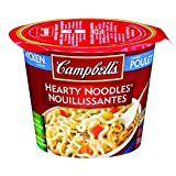 Campbell's Hearty Noodles Chicken Flavour, 55g