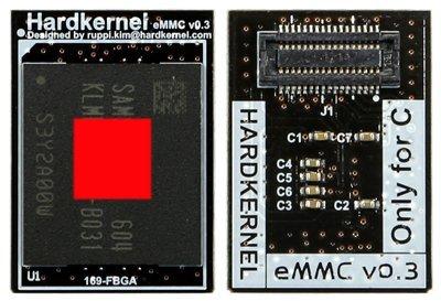 eMMC 5.0 Module (32GB)