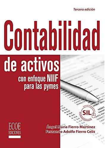 Contabilidad de activos con enfoque NIIF para las pymes (Spanish Edition)