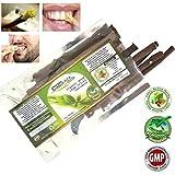 Mithilaya Herbal Neem Toothbrush Chew Sticks Natural Wild Organic Traditional lot of 10 Sticks
