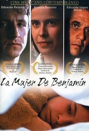 Amazon.com: La Mujer De Benjamin: Eduardo Palomo, Arcelia Ramirez ...