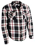 Milwaukee Performance Men's Flannel Biker Shirt