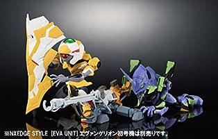 BANDAI-Nxedge Style Kai/Unit Zero + Esv Shield Evangelion ...