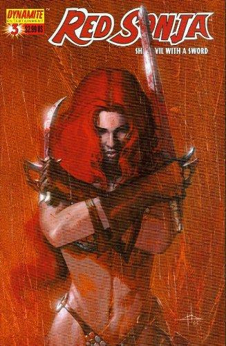 Download Red Sonja #3 Gabriele Dell'Otto Cover ebook