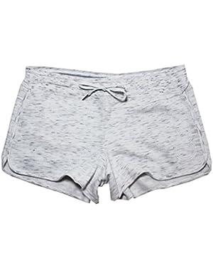 Calvin Klein Women's Athleisure Drawstring Shorts