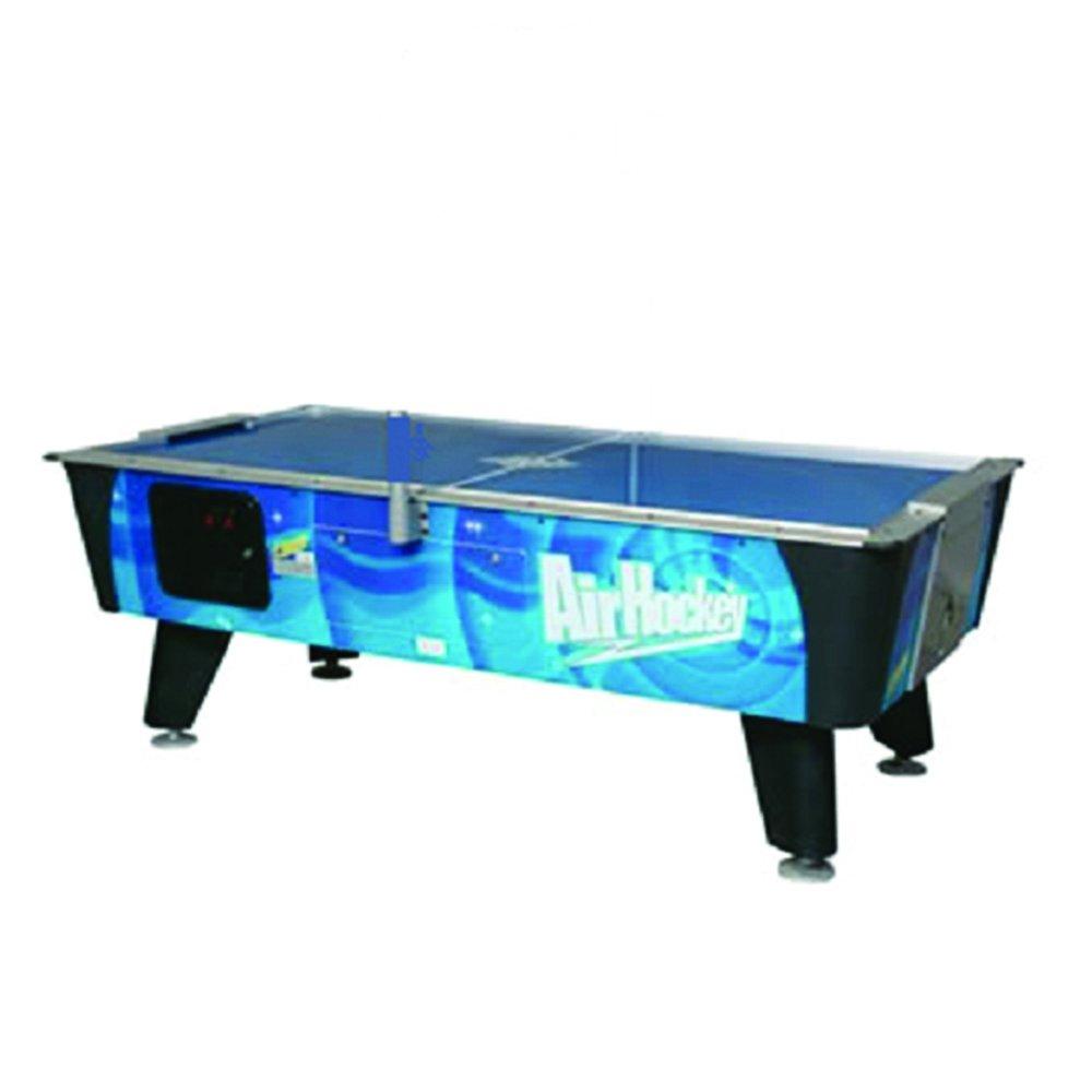 Dynamo Blue Streak Coin Op Air Hockey Table No Light