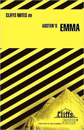 Amazon.com: Austen\'s Emma (Cliffs Notes) (9780822004349): Thomas J ...
